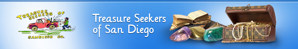 Treasure Seekers of San Diego